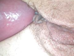 Licking playing fucking the wifes pussy and ass.
