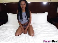 Hooters black teen sperm