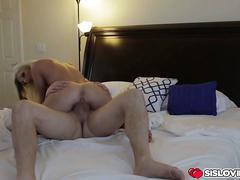 Cameron dee fuck in her pussy sideway
