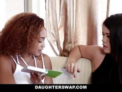 Daughterswap- my best friend fucked my dad pt.1