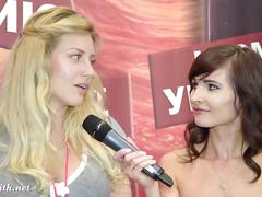 Jeny smith at xshow erotic 2016 (moscow)