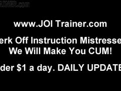 I will make you shoot cum across the room joi