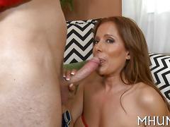 Dude drills in milfs pussy hole segment movie 1