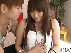 Slutty japanese chick cum shot movie feature 1