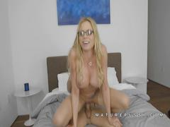 Briana banks mature blonde deep fuck