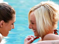 Rebel lynn and kate england young lesbian friends