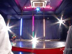 Guy fucks favorite stripper, sari yoshino -uncensored jav-