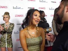 Pornhubtv asa akira red carpet 2015 avn interview