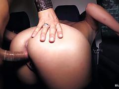 German hottie arianna love ass fucked in the car