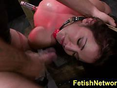 stella may, facial, creampie, bdsm, bondage, leather, toys, dildo, slave, fetish, deepthroat, domination, humiliation, chains, sybian, submission, rough sex