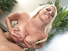 jacky joy, big dick, blowjob, cumshot, blonde, horny, hot, sexy, cock sucking