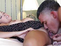 Analized pornstar spunked