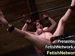 Velma dearmond tied up and fucked hard