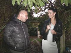La novice - ania kinski la belle brune se fait anal-iser - french porn