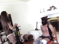Empress jennifer submissive, slave training
