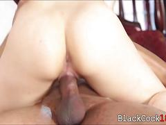 Pretty arab nadia ali fucked hard by back cock