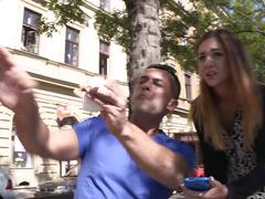 Bitches abroad - german babe gets fucked on her first trip to budapest