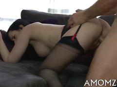 Juicy mature gets smashed sexy