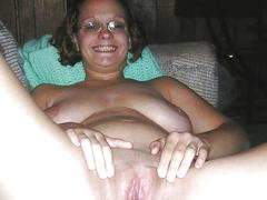 Open pussy waiting for your cock