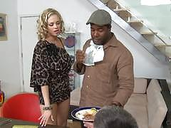 Bbc fuck with awesome blonde wife katie kox