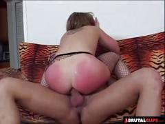 Brutalclips - poor slut gets abused like there's no tomorrow