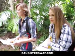 orgy, hardcore, public, reality, daughterswap, daughter, father, group, foursome, camping, outdoors, blonde, smalltits, shaved, facial, facialize, cumshot, bigcock