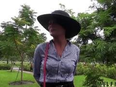 Milf hunter - lovely lady michele