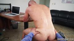 Sexy straight male gay porn pics first time keeping the boss happy