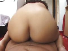 Hot pov action with blowjob