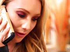 Aj applegate and cadence lux catfight