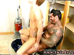 Old gay man s twink and young twinks breeding movies kyler moss sneaks into the janitors