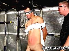 Gay sex acts bondage the master drains the student