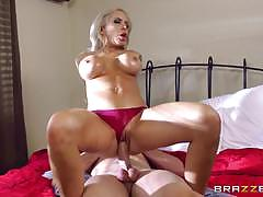 Cock hungry nina elle loves to get fucked by sean lawless