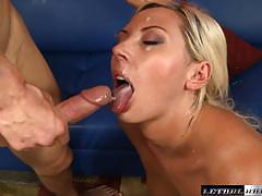 Sexy mom skyler price takes it deep from horny toyboy