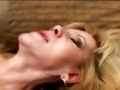 Mature getting fucked hardcore by a young dude