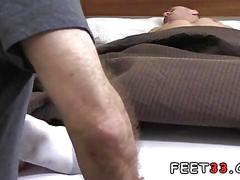 Vintage boy gay porn tommy gets worshiped in his sleep