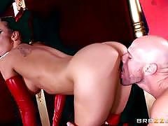 Meatpole riding devil rachel starr