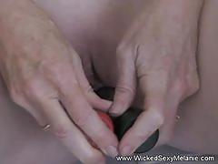 Granny amateur teasing her dirty stepson online