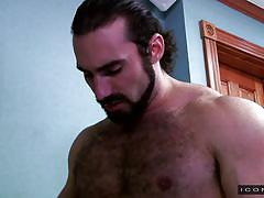 Bearded gay licks ass and gets sucked @ sugar daddies 3