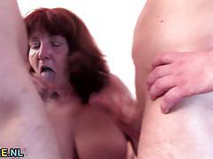 Kinky matures fucked hard