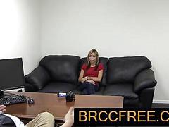 Backroom casting couch mikela