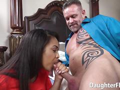Nicole bexley gets stepdaddy dick