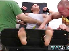 Young gay skinny porn feet vids and emo gay men ass foot worship sebastian tied up