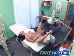 brunette, milf, reality, small tits, fakehospital, doctor, uniform, hospital, cumshot, pov, spycam, hardcore, blowjob, cock-sucking, small-tits, pussy-licking, cowgirl