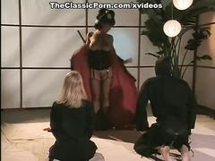 Jenna jameson, jill kelly, kaitlyn ashley in vintage xxx movie