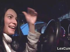 Stellar czech beauty lexi dona pleasures and orgasms