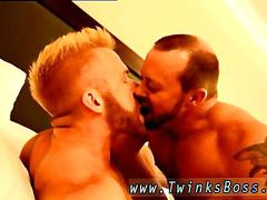 Free gay sex for boy first time he should be working but cool blond hunk christopher has