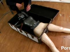Latex lucy the british dominatrix 1 best of - scene 3