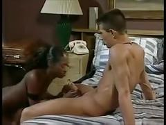 India in a sexy interracial hardcore romance