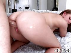 Gorgeous busty my and sex segment